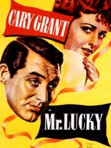 Mr. Lucky (1948). One of the films available from the Warner Bros archives--O Happy Day!