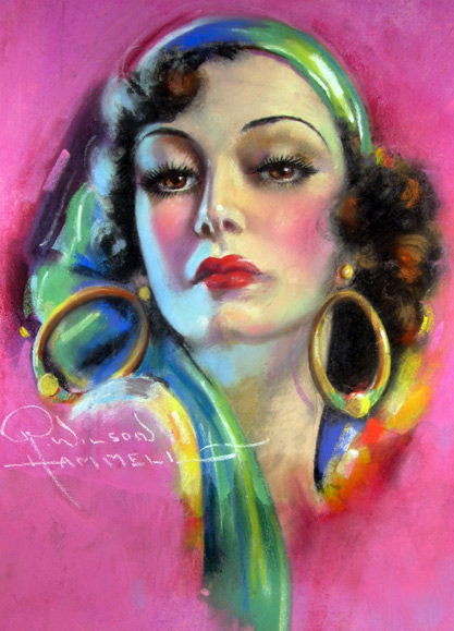 Joan Crawford, Wilson Hammell