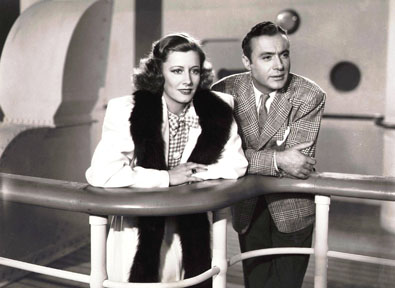 Irene Dunne & Charles Boyer, Love Affair