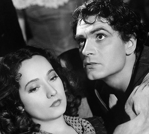 Merle Oberon & Laurence Olivier, Wuthering Heights