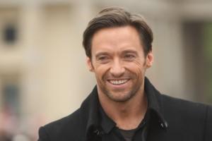 Jackman at X-Men Origins Premiere in Paris