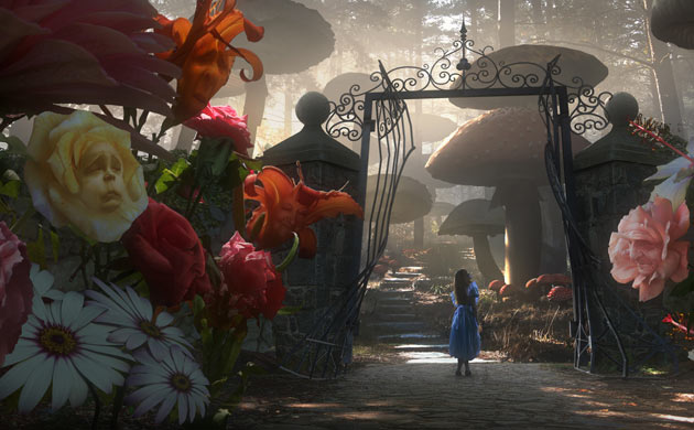 production still (Photograph: Disney)