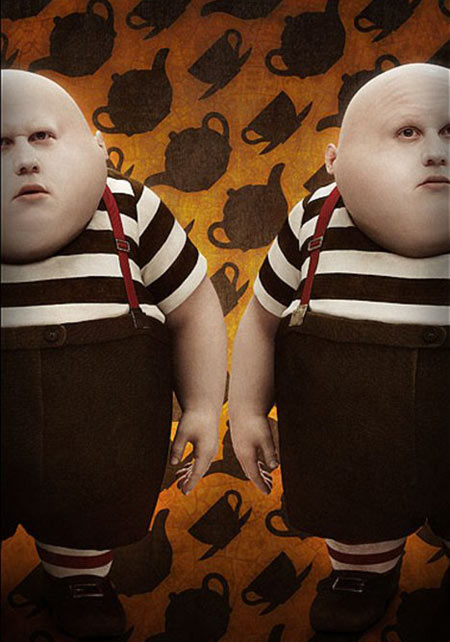 Little Britain's Matt Lucas - TweedleDee & TweedleDum