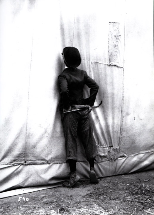 Still from The Circus, 1928