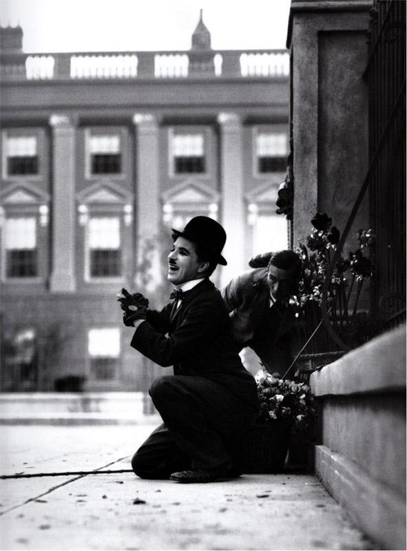 The Importance Of Being Chaplin
