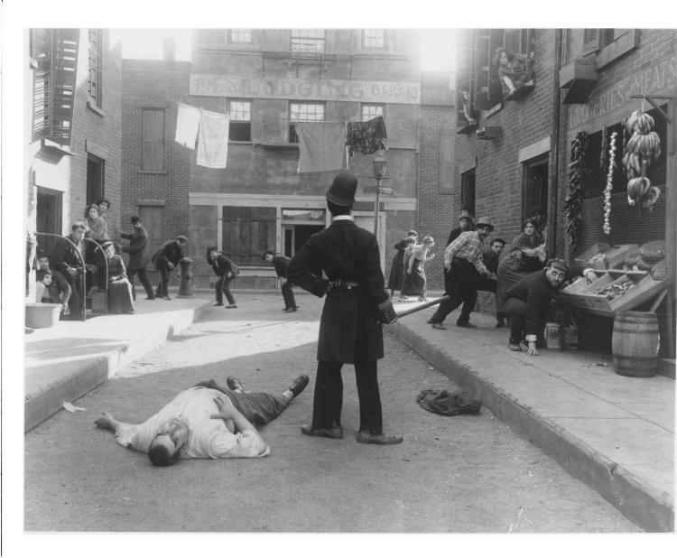 Easy Street, 1917