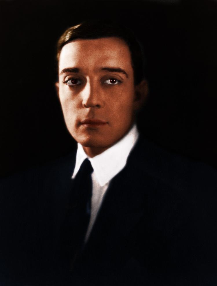 Buster Keaton - © Claroscureaux