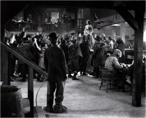 Still from the dance hall scene