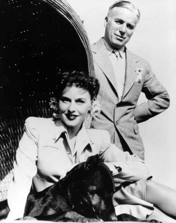 Paulette & Charlie, ca. 1936