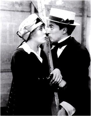 Edna & Charlie, ca. 1915