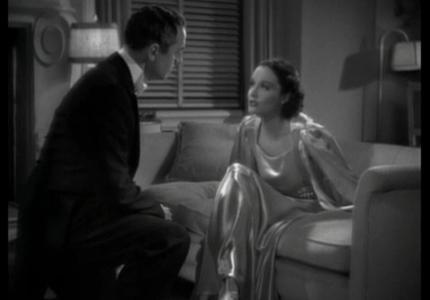 Cornelia informs Godfrey she intends to make his life miserable.