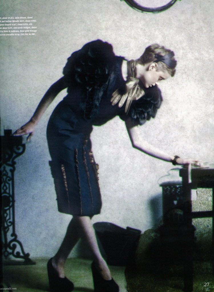 Mikado, Dolce & Gabbana, Vintage Pilot