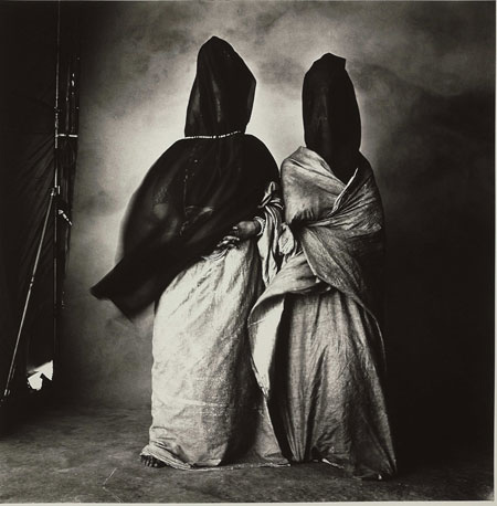 Two moroccan women